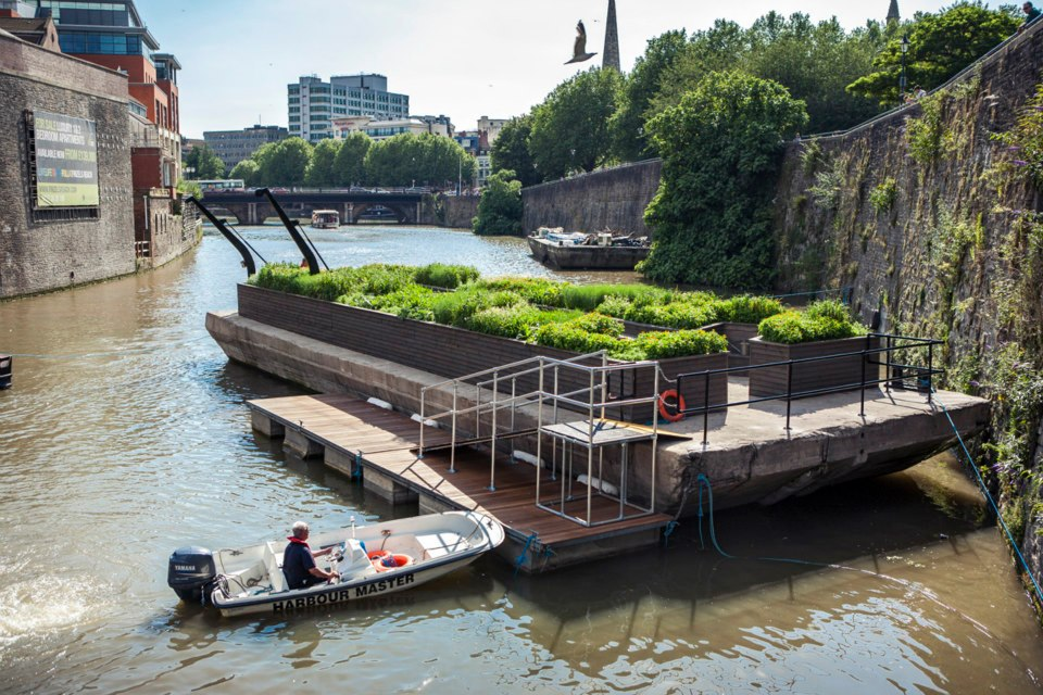 Seeds of Change: A Floating Ballast Seed Garden (2012 - 2016)
