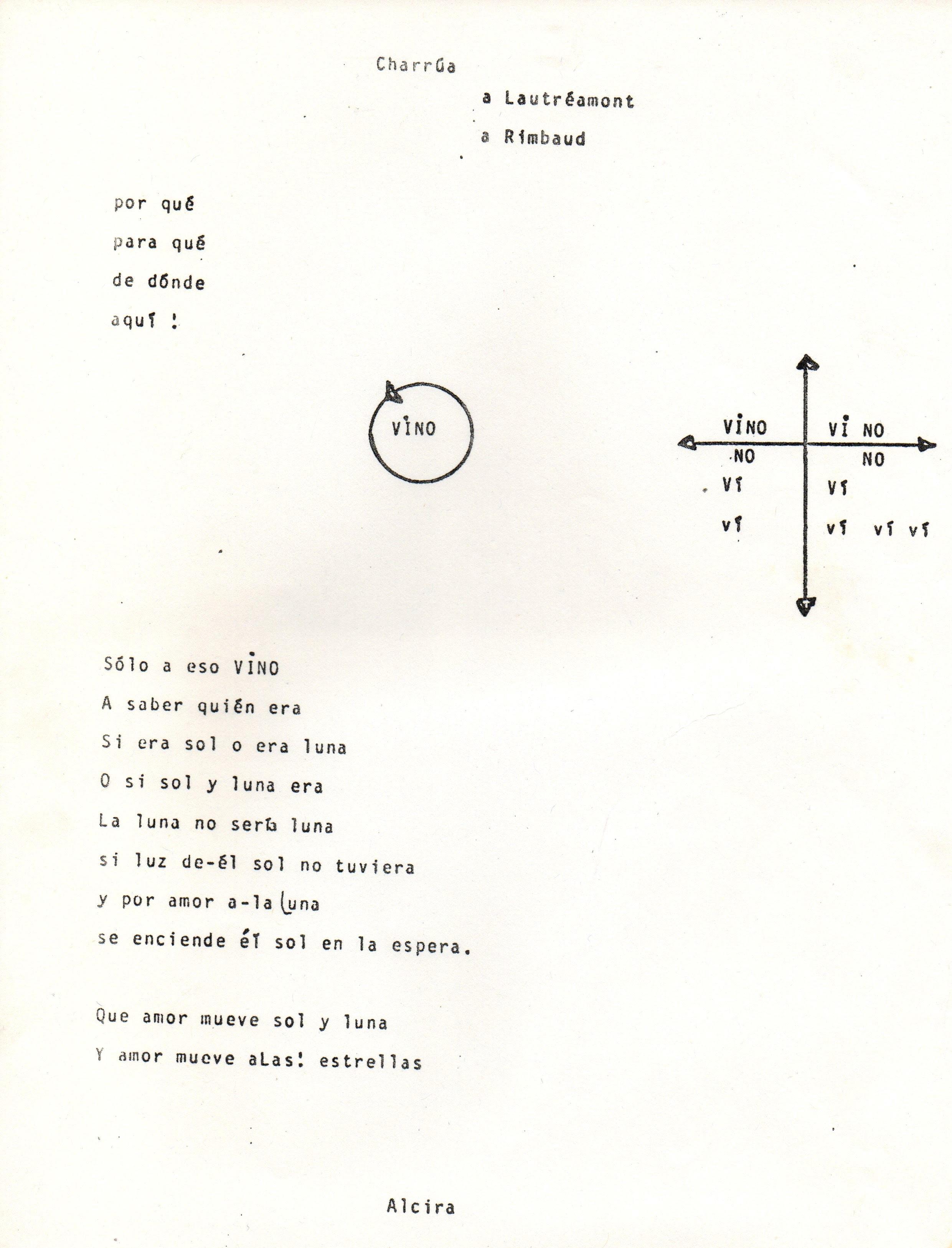 Ser Una Práctica Poesía En Armas 1 Campo De Relámpagos
