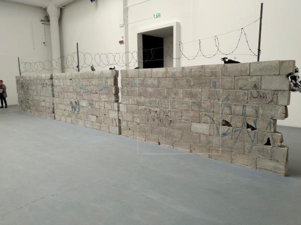 Muro Ciudad Juárez / Teresa Margolles