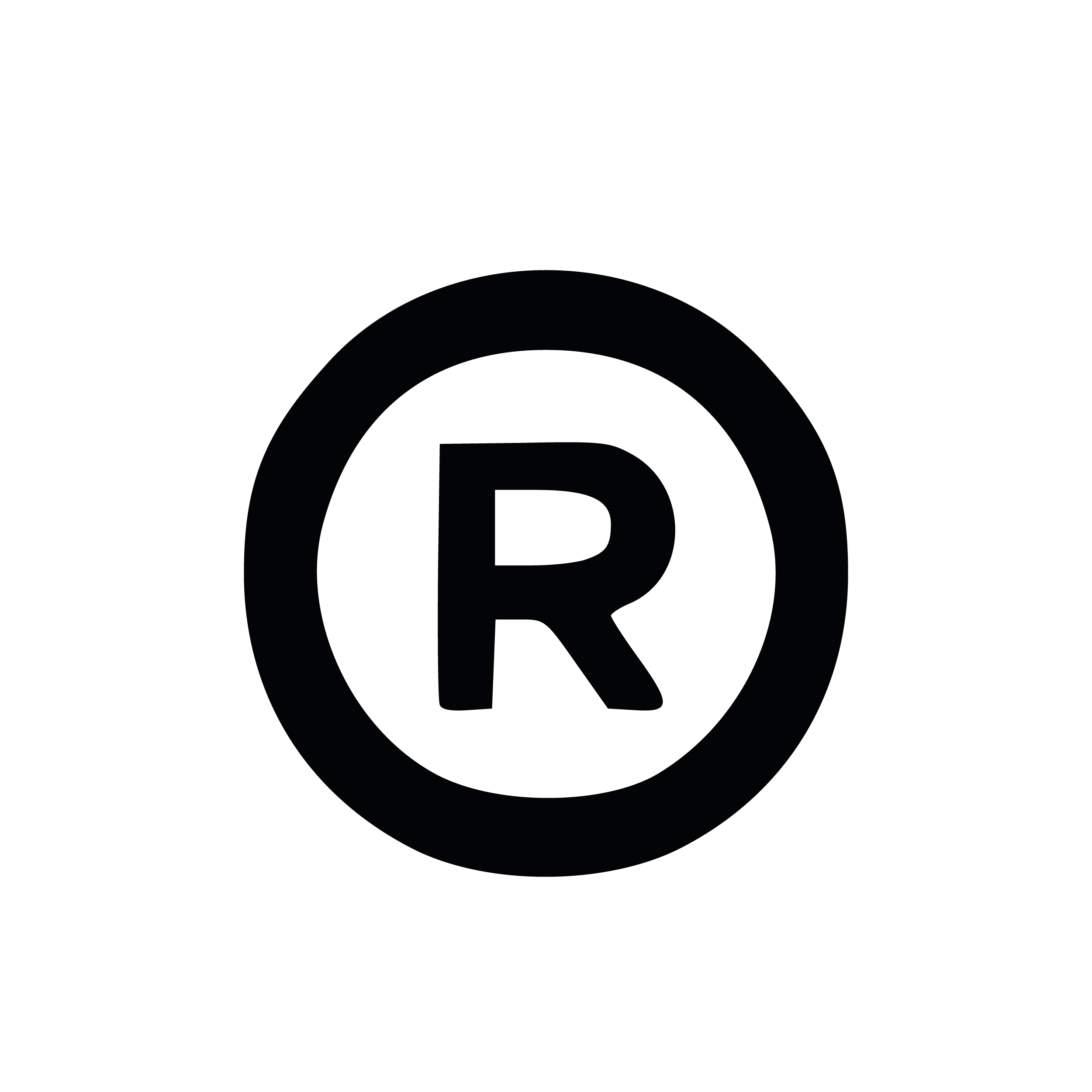 Trademark your name and logo -