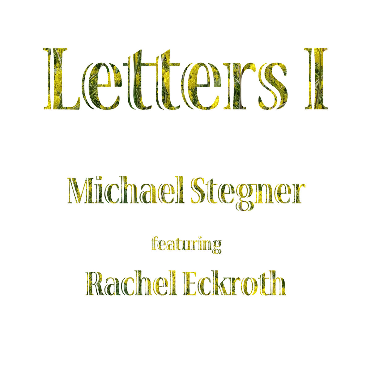 Michael Stegner & Rachel Eckroth - Letters.jpg
