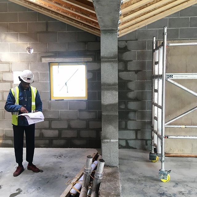 Working out the workings out for our rental kitchens at @ljworks_london 🚧