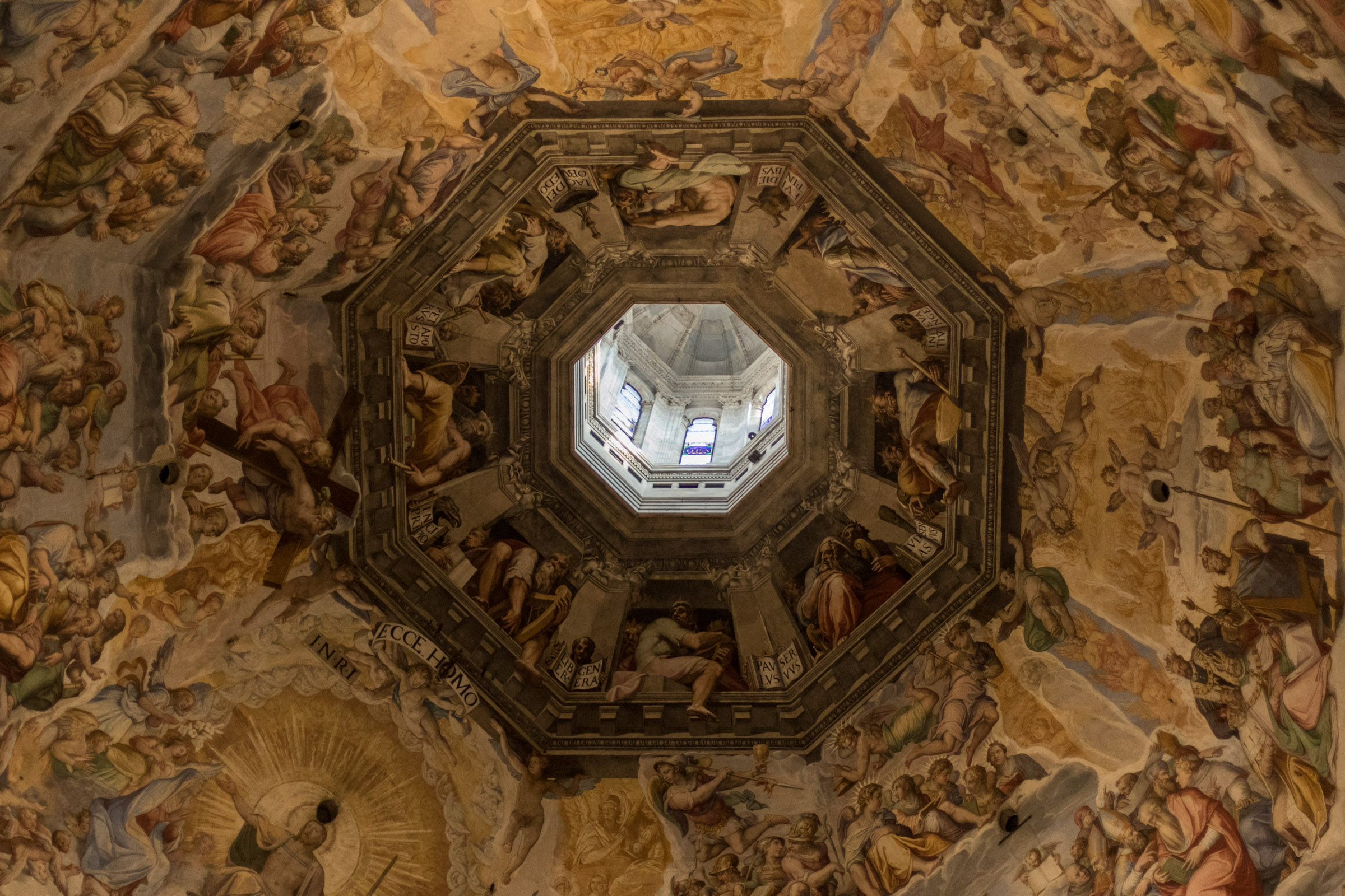 Interior Dome of the Florence Cathedral
