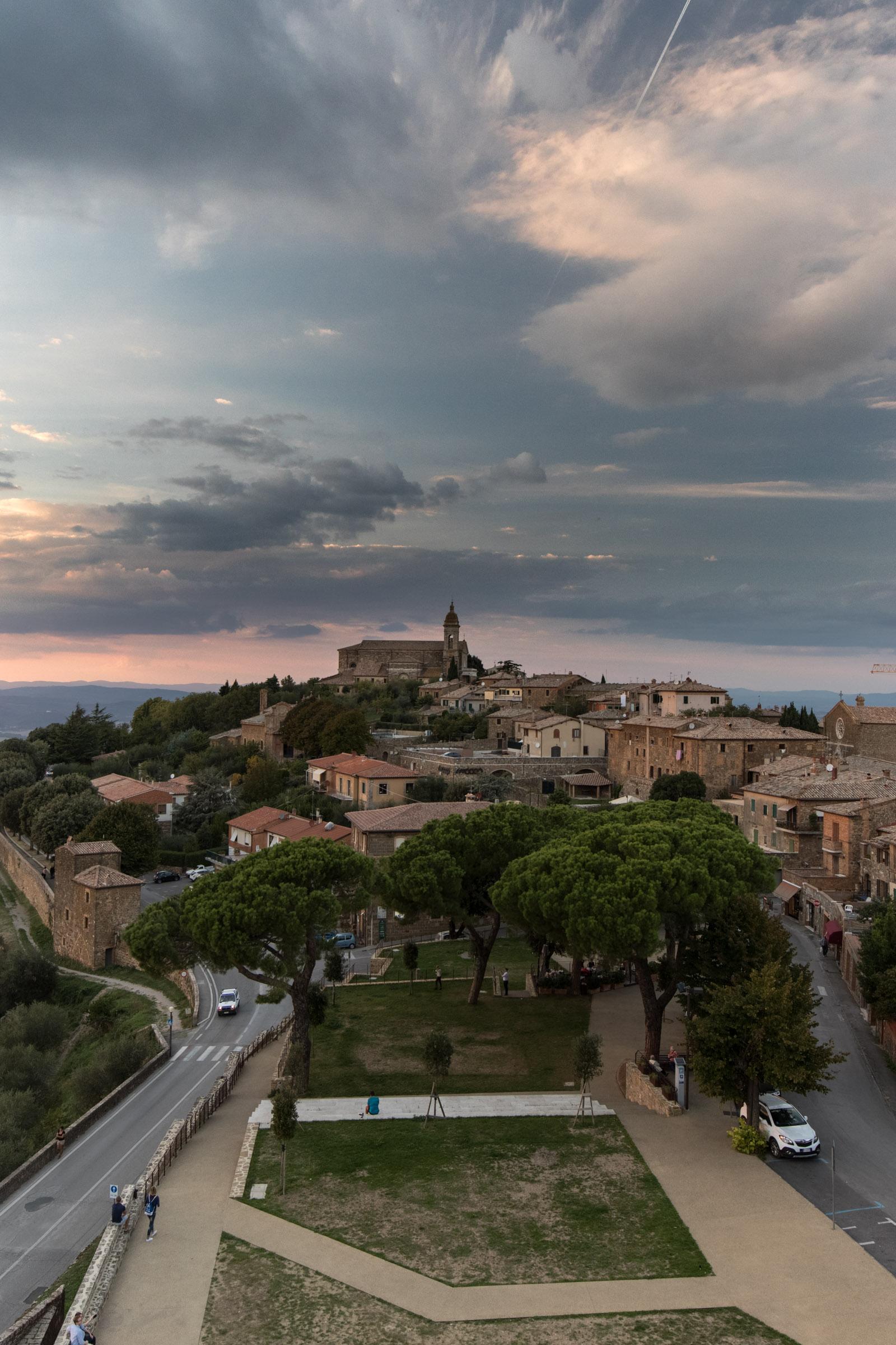 Montalcino, Tuscany, Italy | Reid Burchell Photography