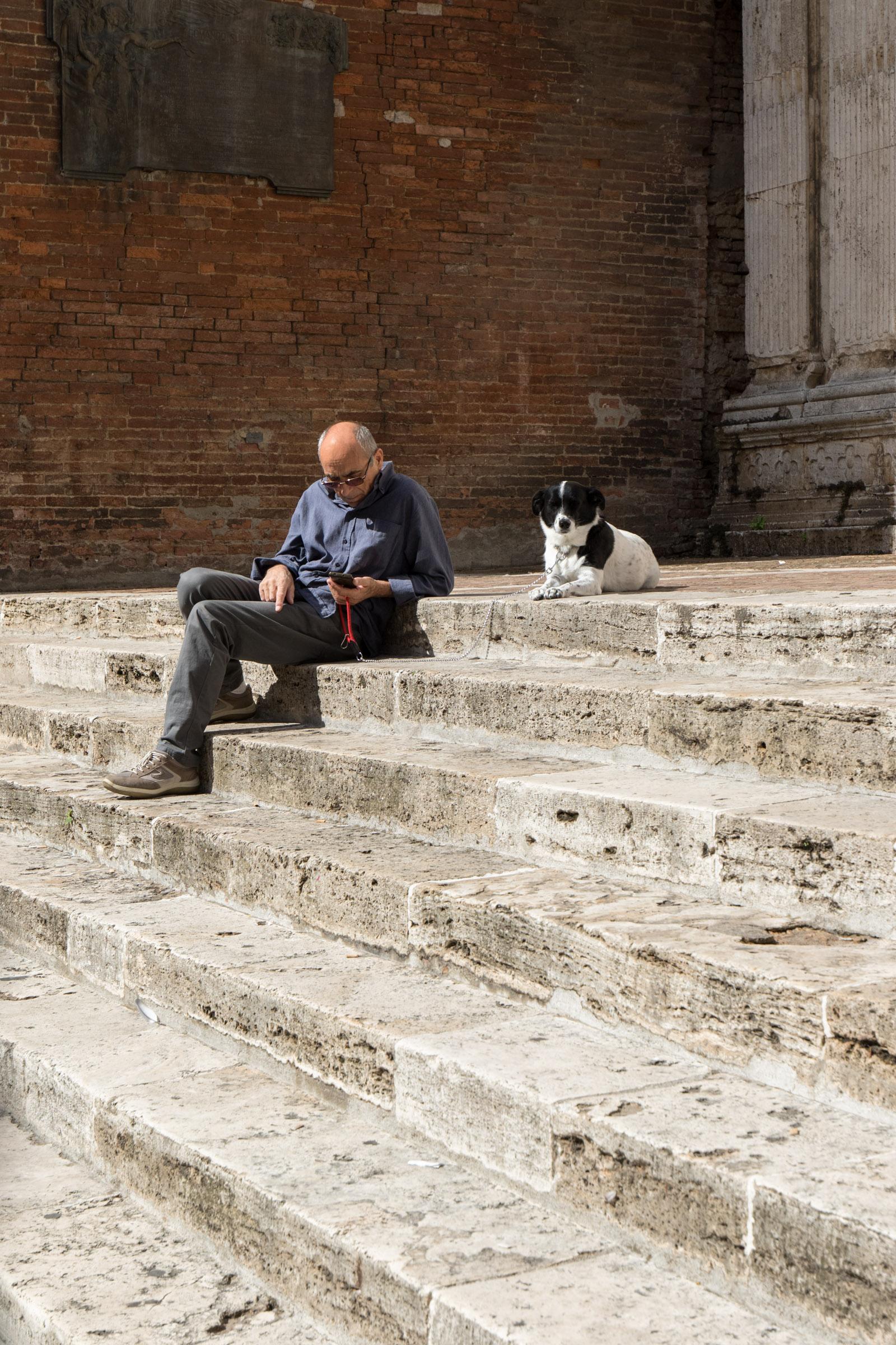 Montepulciano, Tuscany, Italy | Reid Burchell Photography