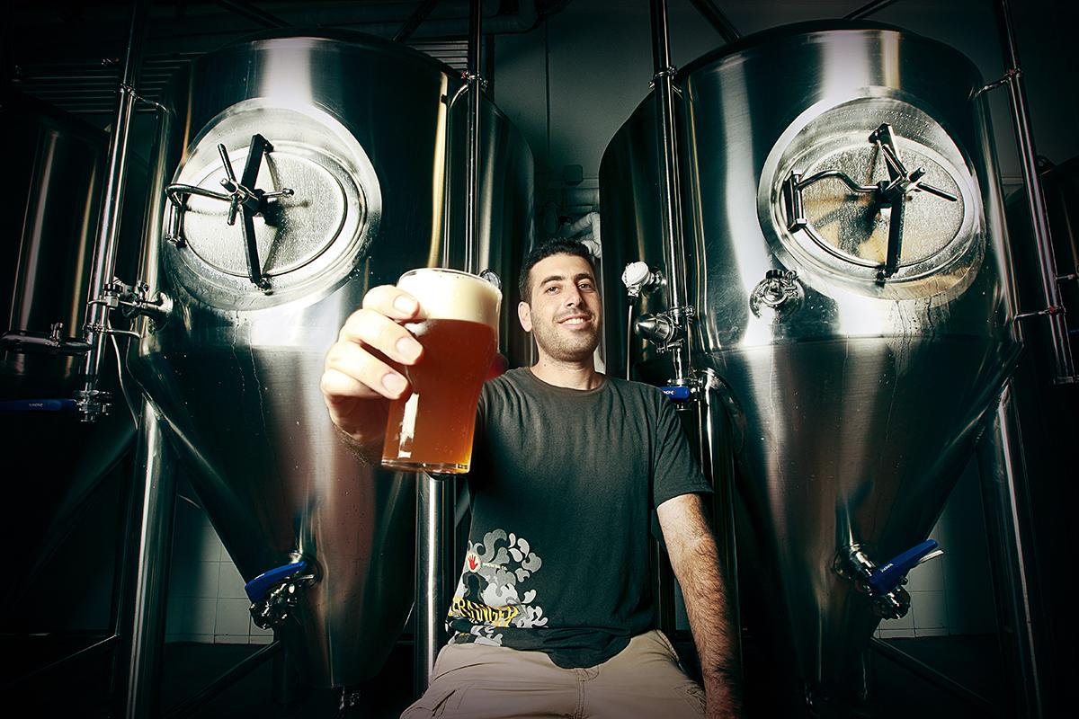 Client: Shapira Beer