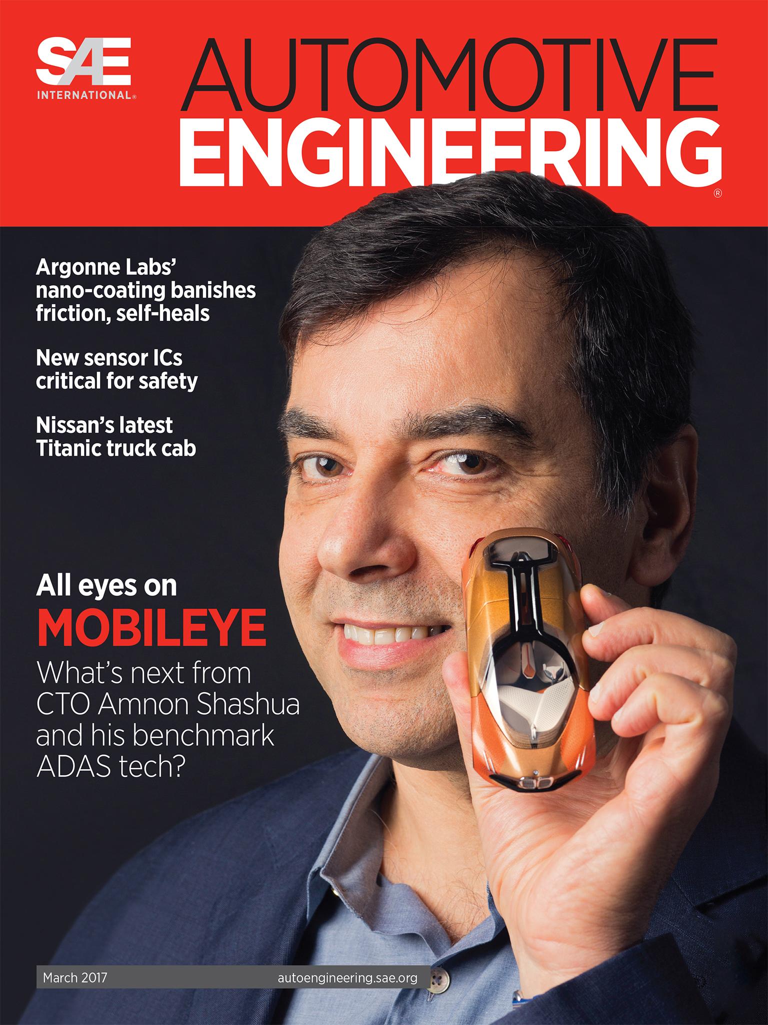 Mobileye - SAE magazine