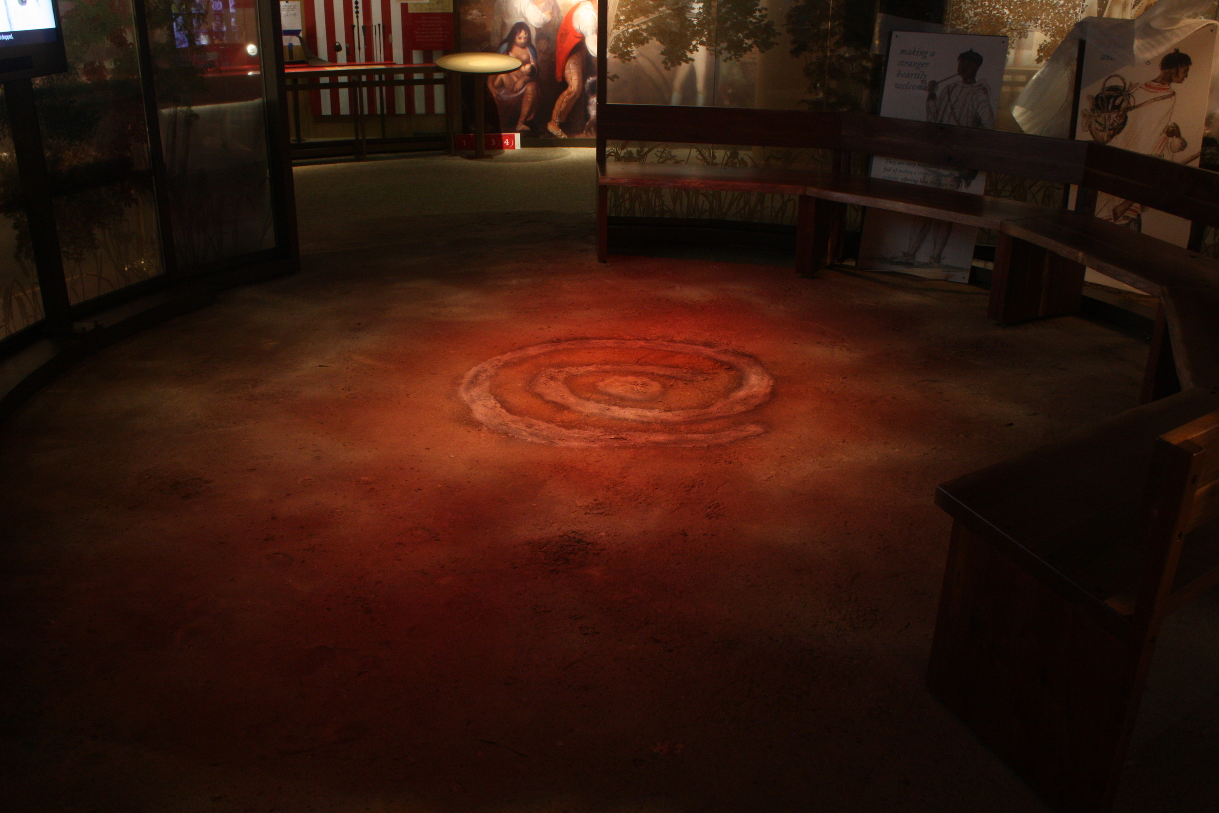 w.pg.custom flooring native circle.JPG