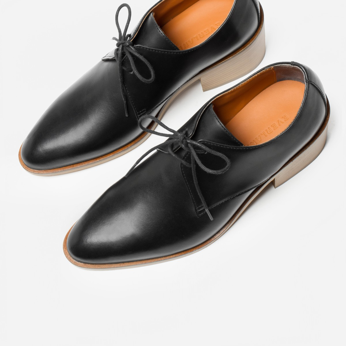 Everlane The Heeled Oxford