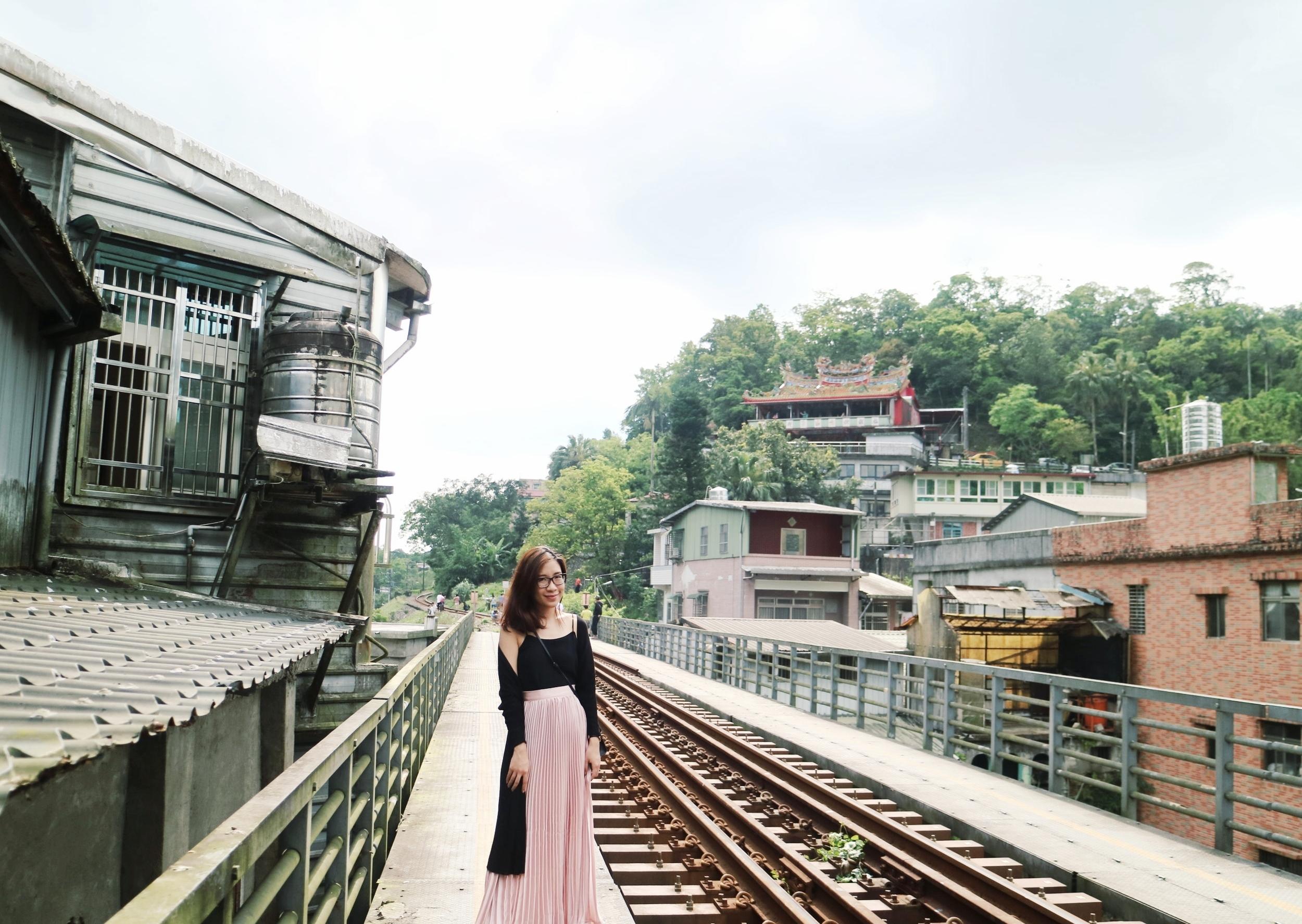 平溪支线 - PING XI RAILWAY LINE