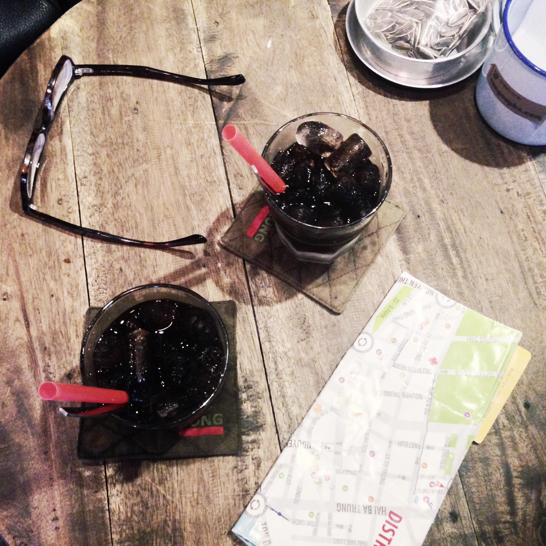MORE COFFEE duh! -