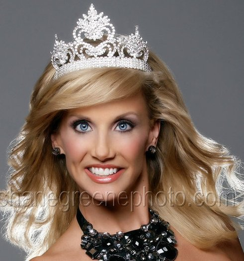 Mrs. North Carolina 2010 - Tammi Murray