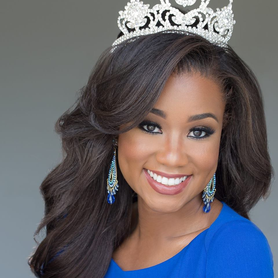 Mrs. North Carolina 2016 - Nina Johnson
