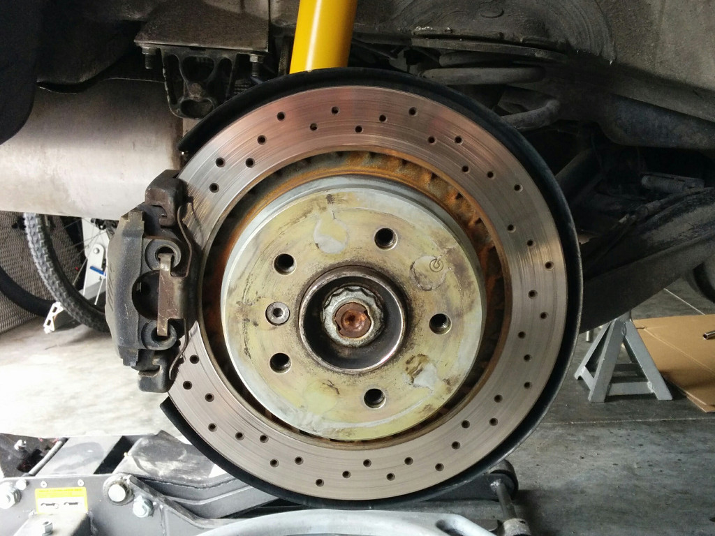 Rear Brakes - Drilled Rotor.png