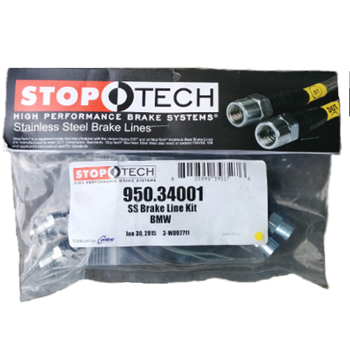 StopTech Front Brake Hoses