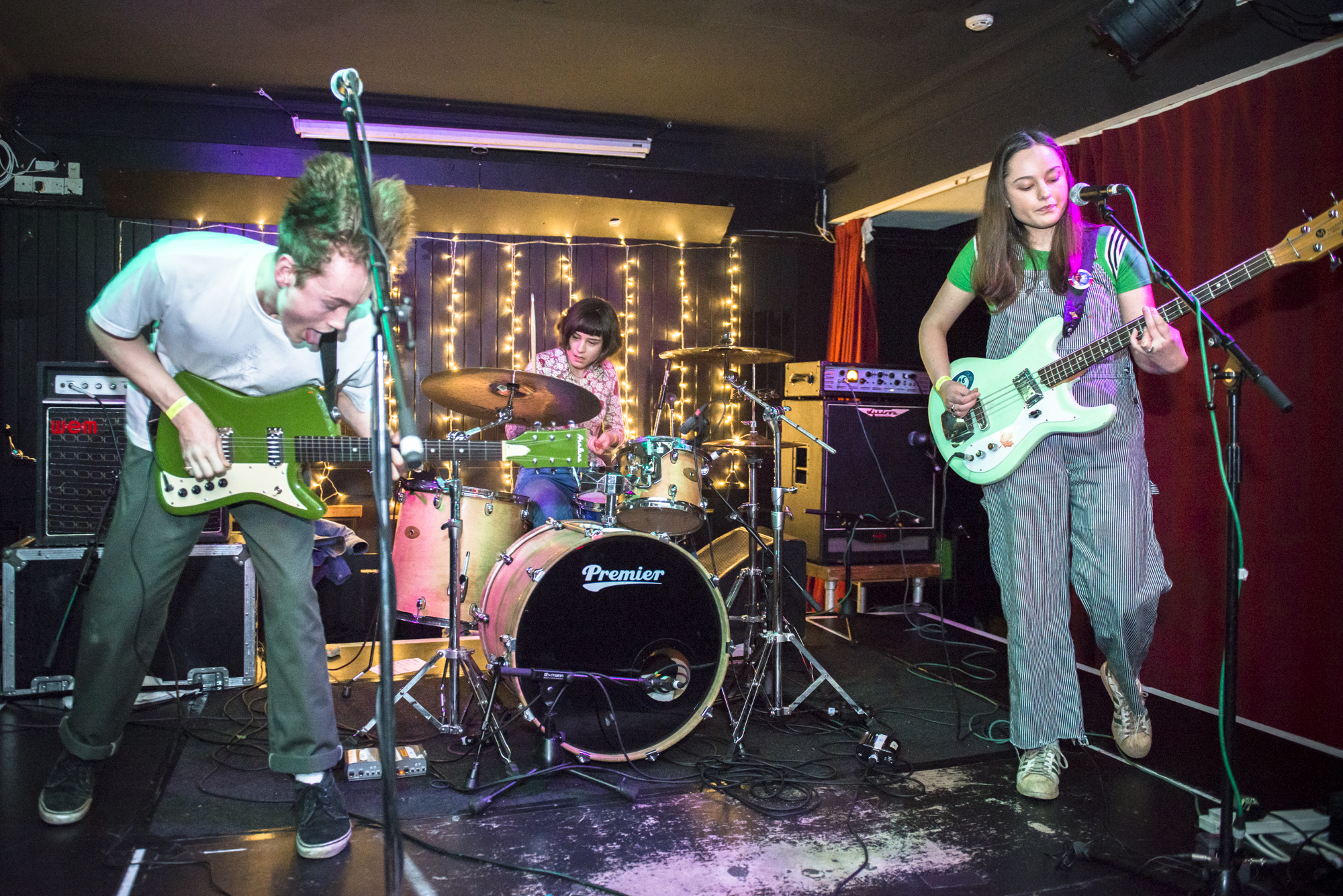 The Orielles - The Harley - Outlines Festival March 2017