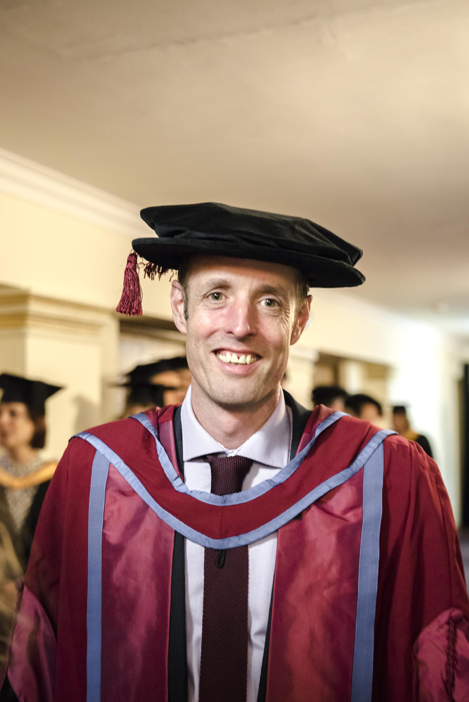 Sheffield Hallam University Graduations - 2017
