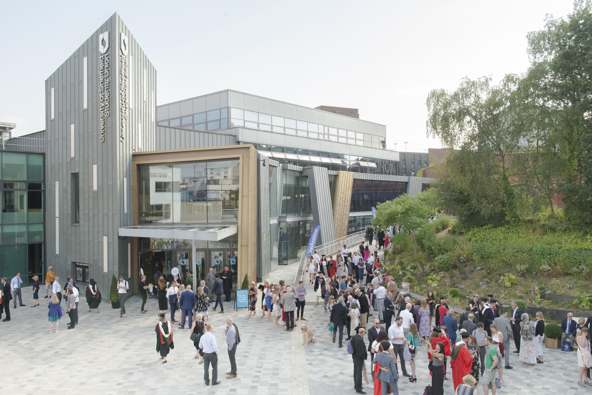 University of Sheffield Graduations - 2018