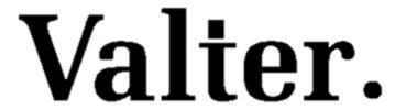 valter logo