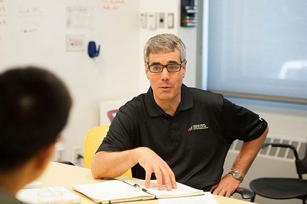Bill Aulet, Director på Martin Trust Center for MIT Entrepreneurship.
