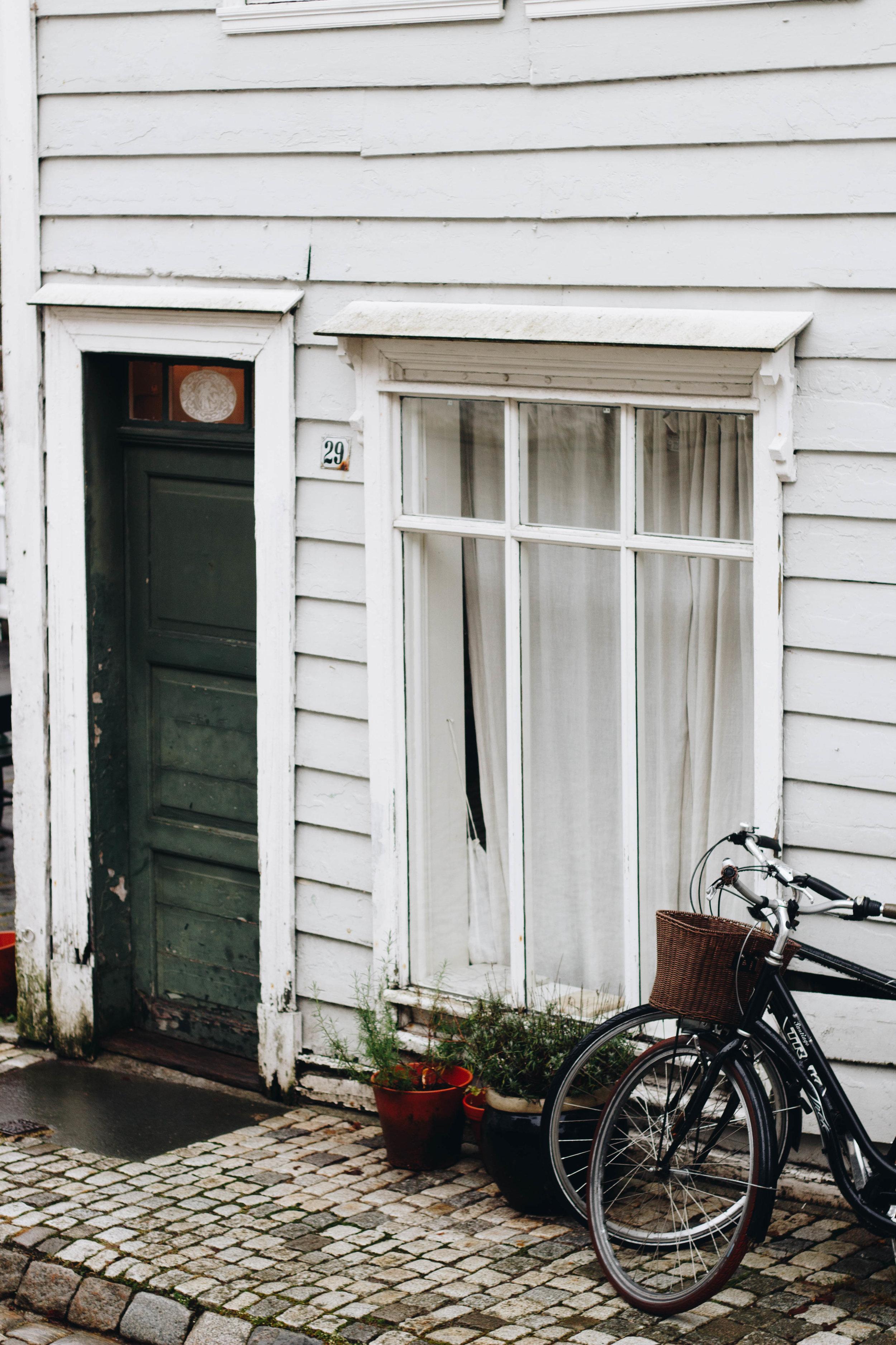 Bergen Norway homes