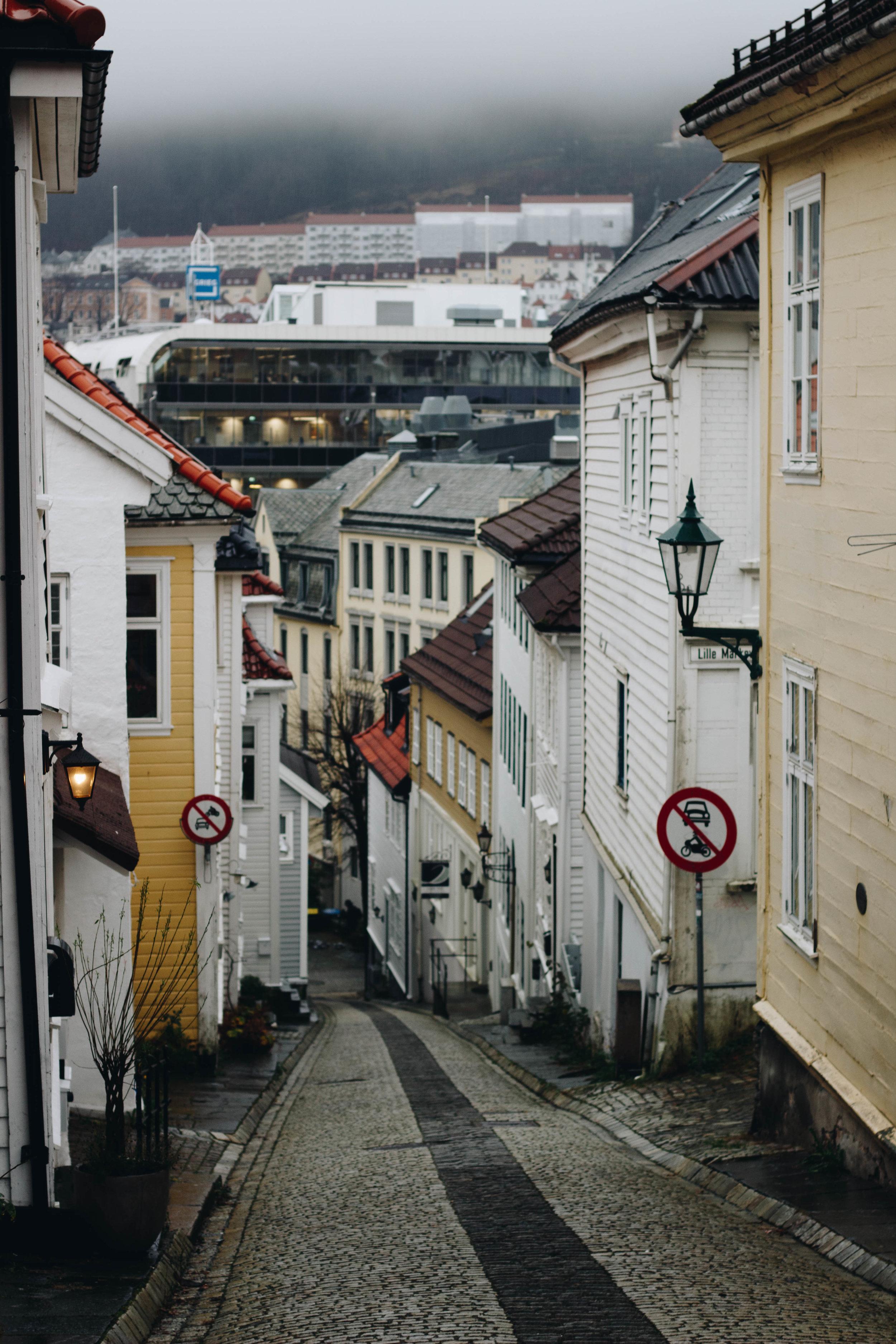 best places in bergen Norway