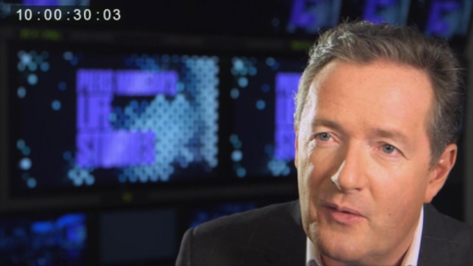 Piers Morgan - Piers Morgan's Life Stories