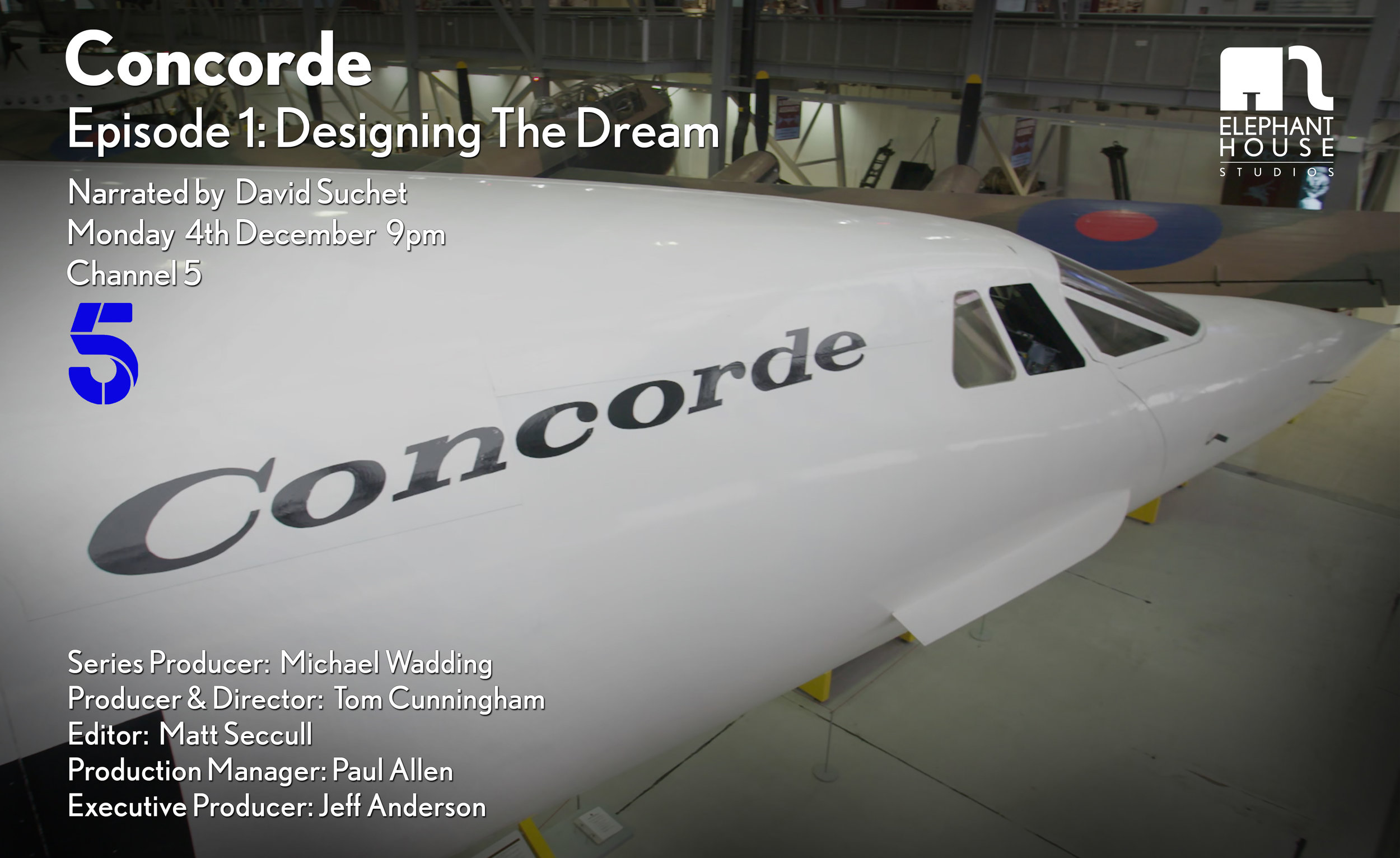 CONCORDE: DESIGNING THE DREAM