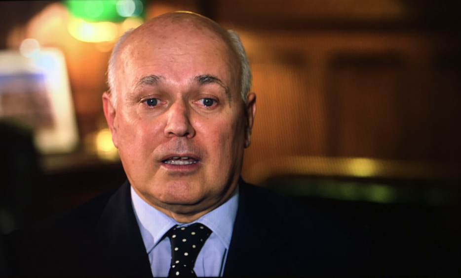 Iain Duncan Smith - For Piers Morgan's Life Stories