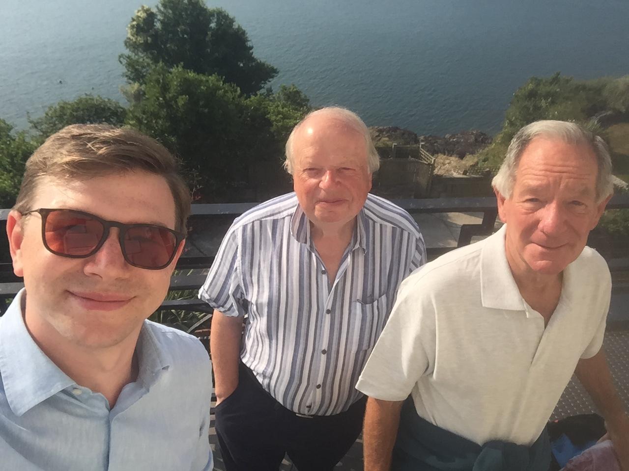 Britain By Boat with John Sergeant & Michael Buerk | Channel 5