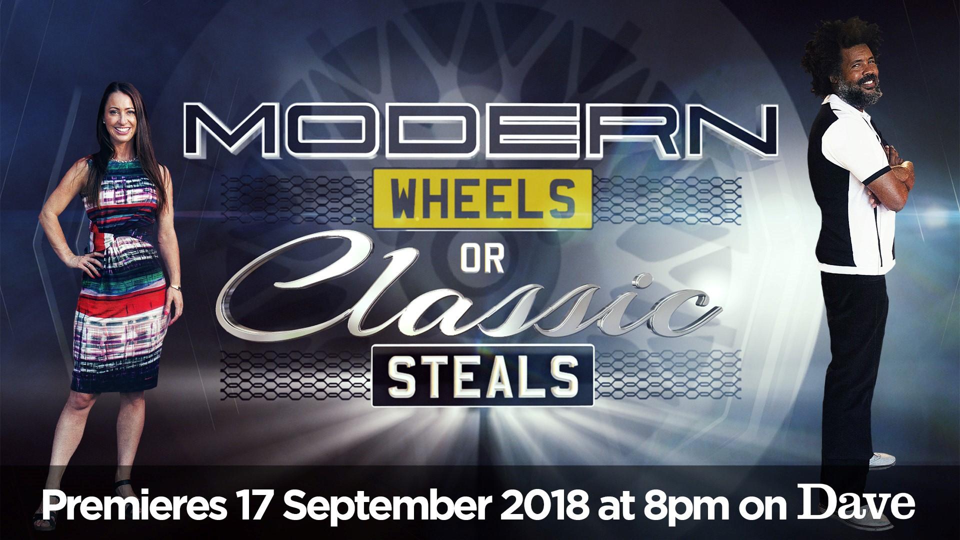 Modern Wheels Or Classic Steals