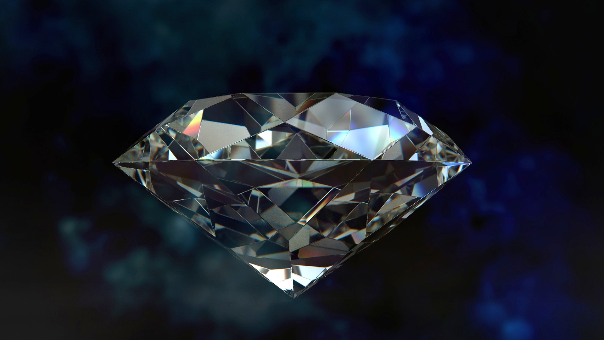 I know, it's that old diamond = crystal clear chestnut. But, honestly, trying to find an image that doesn't descend into cliche is nigh on impossible. Just so we're clear.
