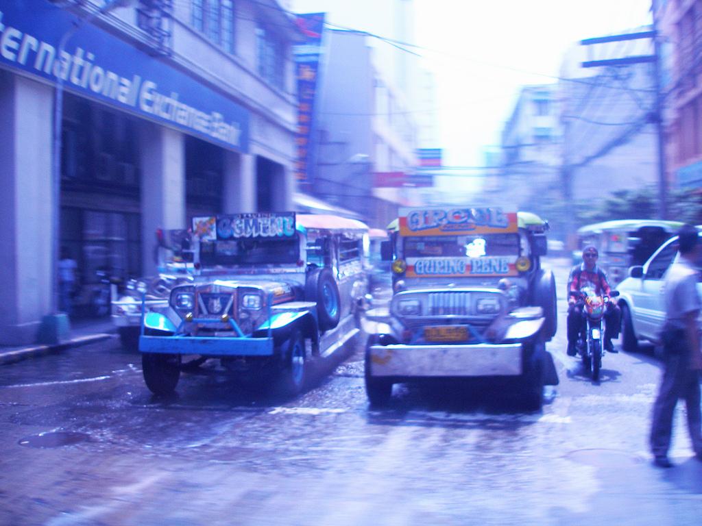 Manila, 2007