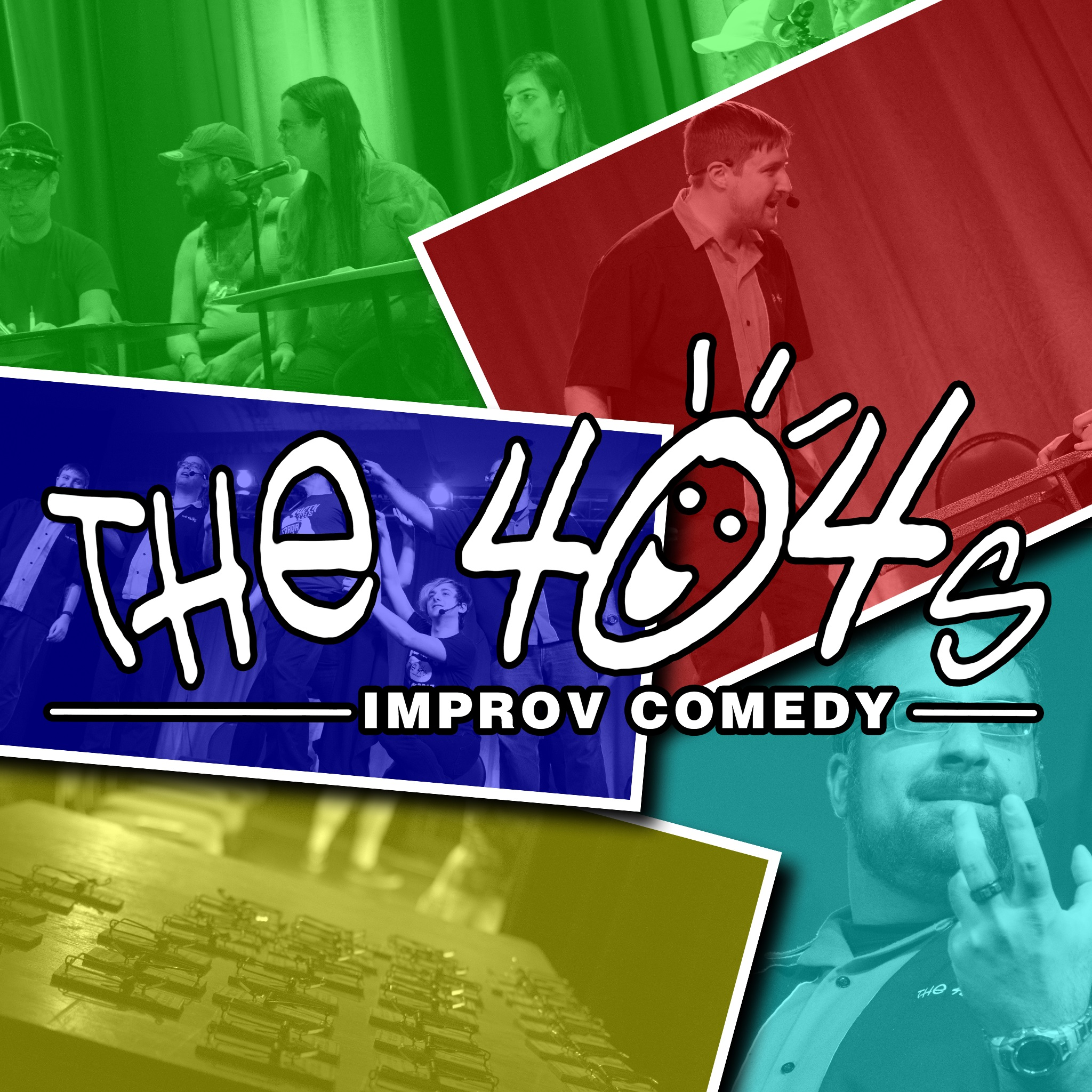 The 404s Comedy Shows!