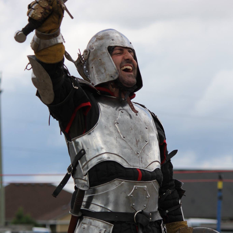 Medieval Combat Demonstrations!