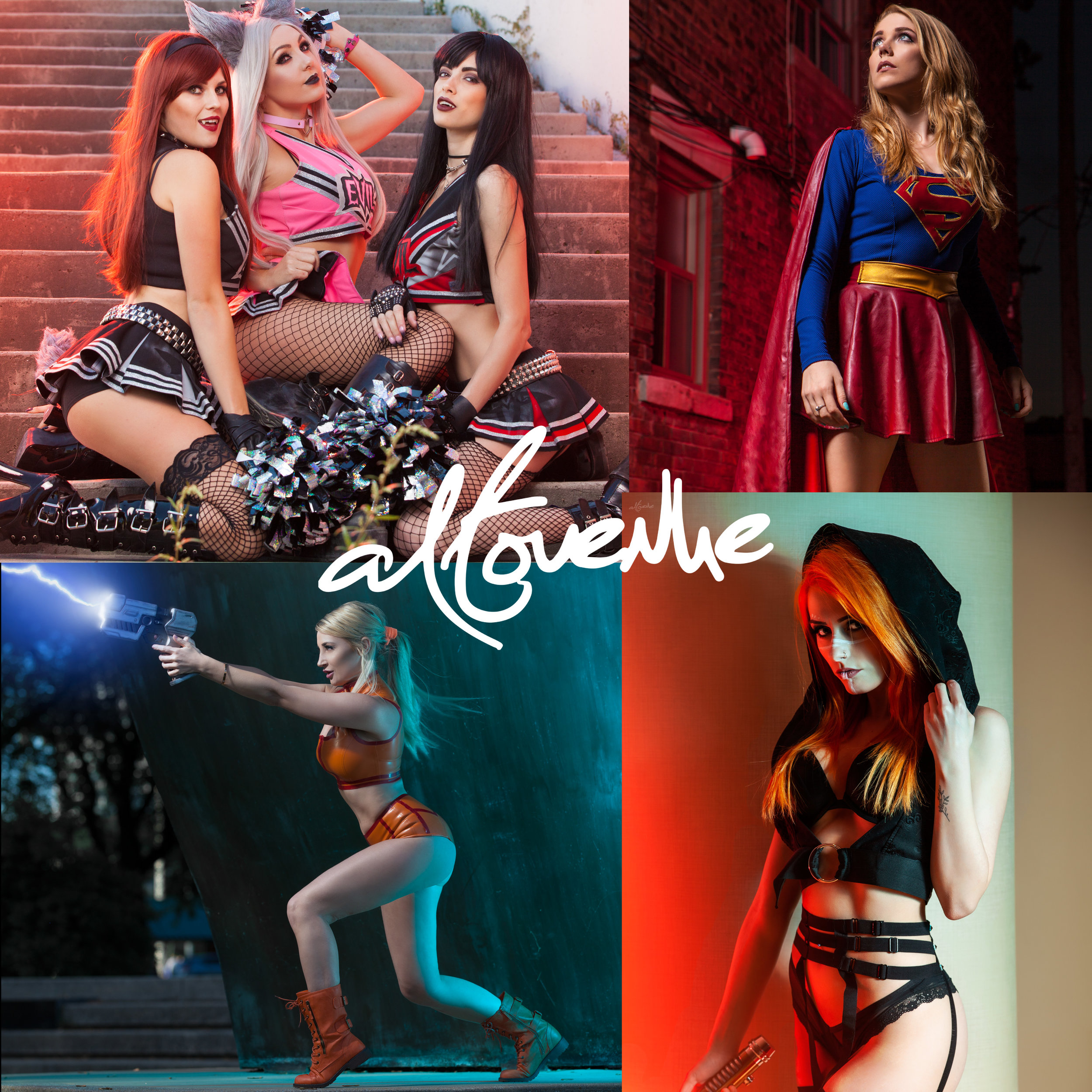 """Cosplay Photography, Lighting and Editing"" Altovenue"