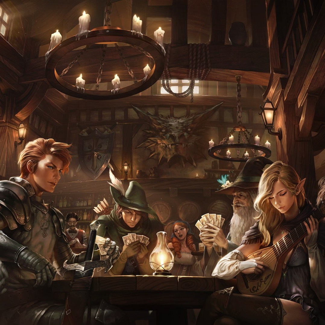 Tabletop Game Tavern!