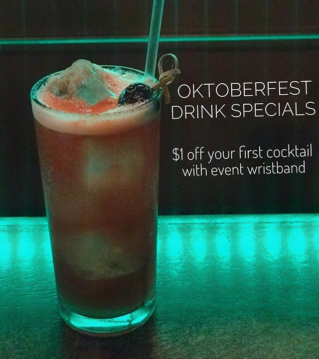 Are you attending Oktoberfest this weekend in Germantown? If so, come in to Green Hour with your wristband and get a $1 off your first cocktail! The green light is already shining and waiting for you! #greenhournashville #oktoberfestnashville #morethanjustabsinthe #thingstodoinnashville #DO615 #temperedcafe #germantownnashville