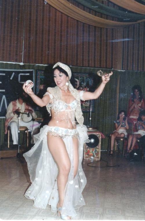 Vintage photo of Jodette