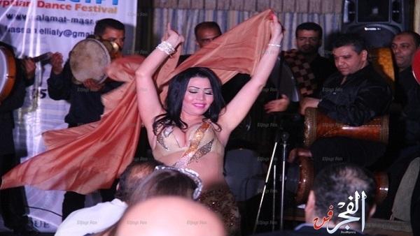 Egyptian Belly Dancer Nancy