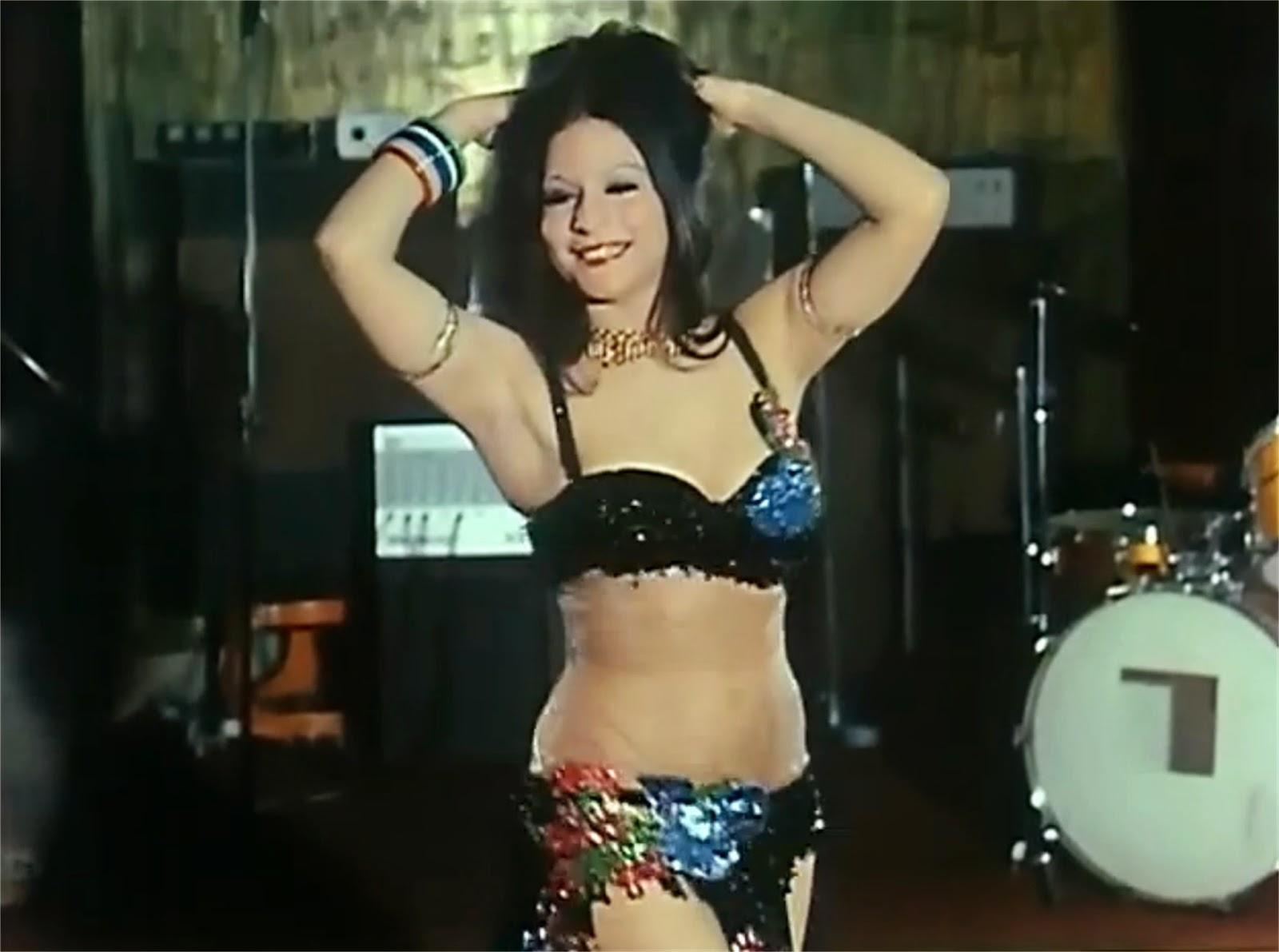 Egyptian Dancer Souher Zaki