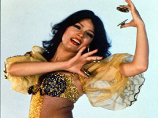 Egyptian Belly Dancer Lucy