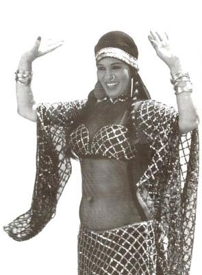 Egyptian Belly Dancer Fifi Abdou