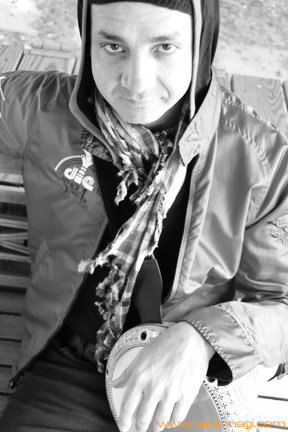 Egyptian percussionist &dancer Karim Nagi