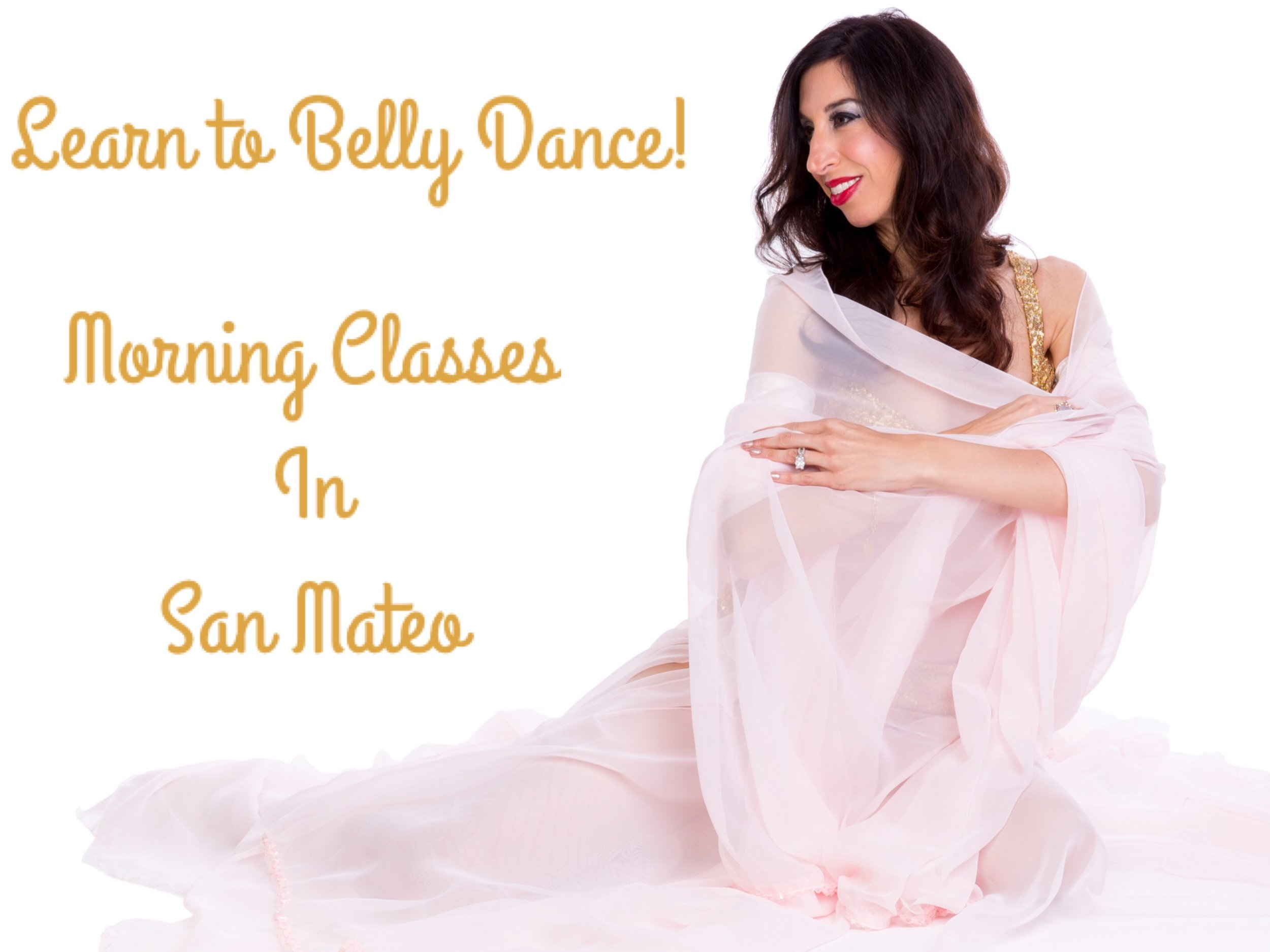 San Mateo Belly Dance Classes in 2017!