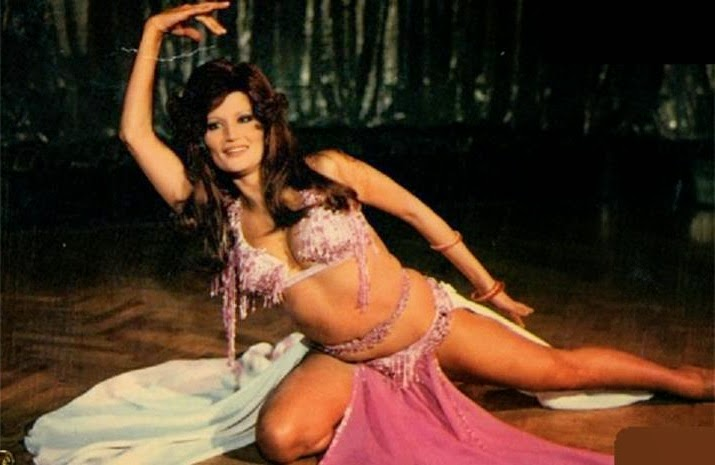 Egyptian Belly Dance Star Nagwa Fouad