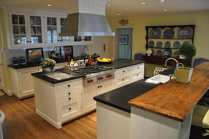 Portland Heights Remodel Kitchen