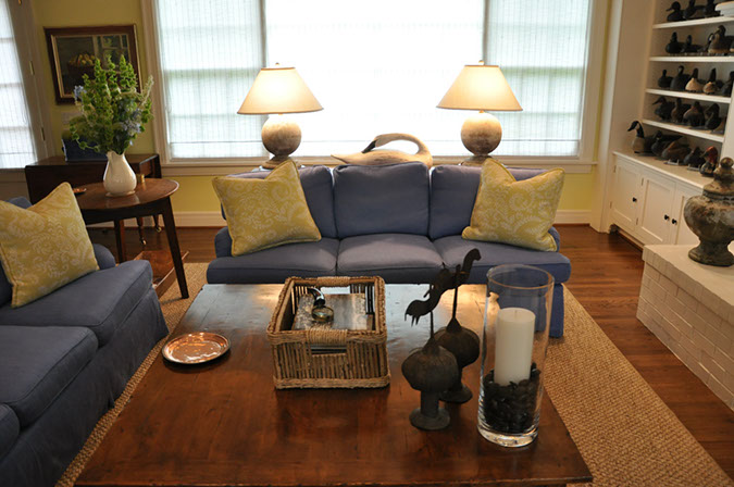 Portland Heights Remodel Living Room