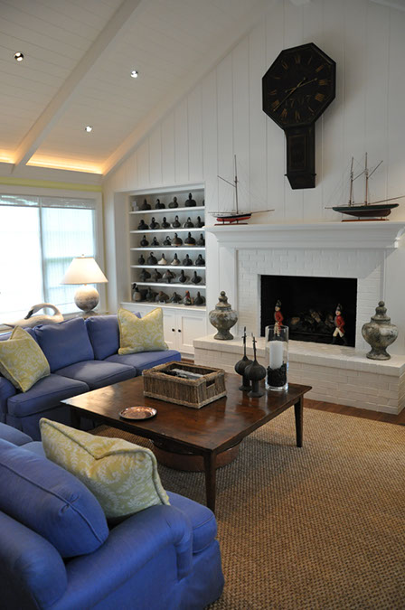 Portland Heights Remodel Fireplace