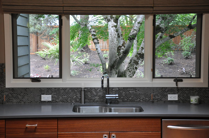 Garden Home Remodel Sink